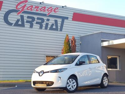 Renault Zoe CARGO R90 PACK GPS - <small></small> 15.980 € <small>TTC</small> - #29