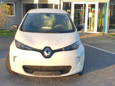 Renault Zoe CARGO R90 PACK GPS - <small></small> 15.980 € <small>TTC</small> - #32