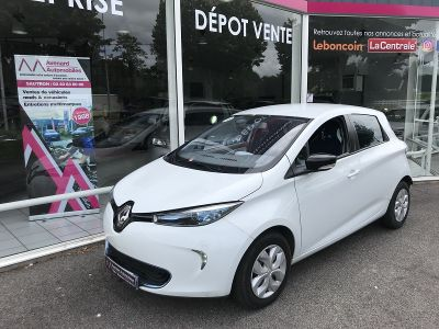 Renault Zoe LIFE CHARGE RAPIDE - <small></small> 7.990 € <small>TTC</small> - #1