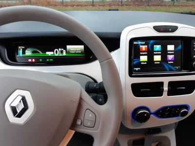Renault Zoe PACK GPS - <small></small> 15.900 € <small>HT</small> - #7