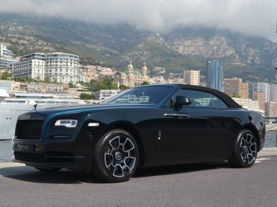 Rolls Royce Dawn V12 6.6 601ch Black Badge serie limité ADAMAS - <small></small> 370.000 € <small>TTC</small>
