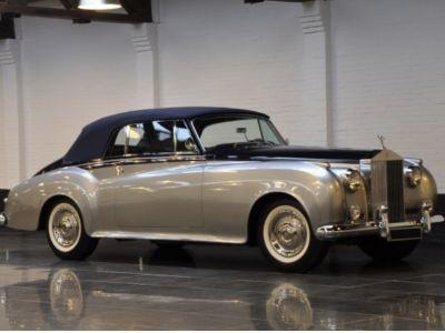Rolls Royce Silver Cloud II Cabriolet - Prix sur Demande - #2