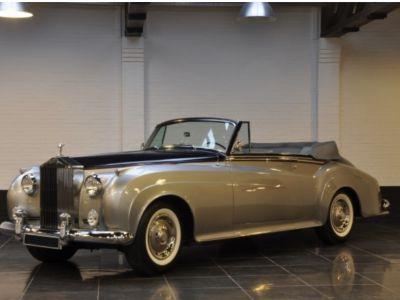 Rolls Royce Silver Cloud II Cabriolet - Prix sur Demande