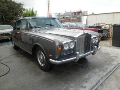 Rolls Royce Silver Shadow LWB  A RESTAURER - <small></small> 9.000 € <small>TTC</small>