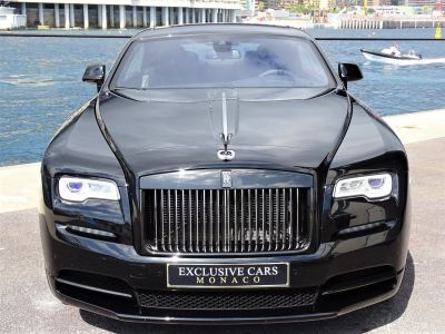 Rolls Royce Wraith BLACK BADGE V12 632 CV - MONACO - <small>A partir de </small>4.057 EUR <small>/ mois</small> - #2