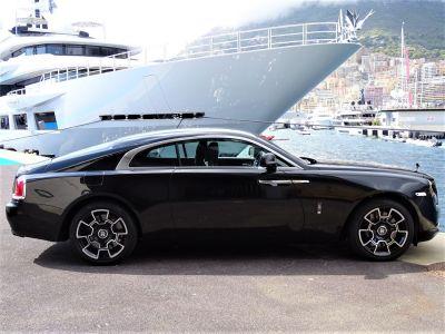 Rolls Royce Wraith BLACK BADGE V12 632 CV - MONACO - <small>A partir de </small>4.057 EUR <small>/ mois</small> - #4