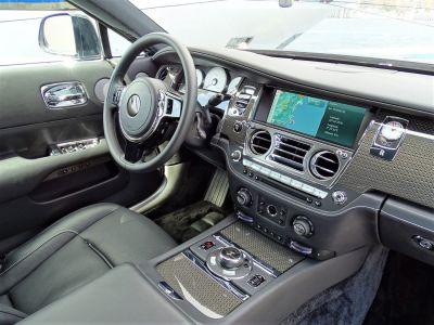 Rolls Royce Wraith BLACK BADGE V12 632 CV - MONACO - <small>A partir de </small>4.057 EUR <small>/ mois</small> - #8