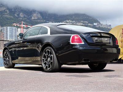 Rolls Royce Wraith BLACK BADGE V12 632 CV - MONACO - <small>A partir de </small>4.057 EUR <small>/ mois</small> - #18