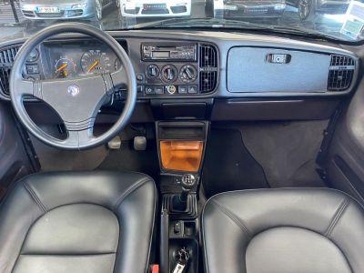 Saab 900 I 16 Valve Cabriolet 2.0 – PARFAIT ETAT – Restaurée – Expertisée – Révisée - <small></small> 16.500 € <small>TTC</small> - #24