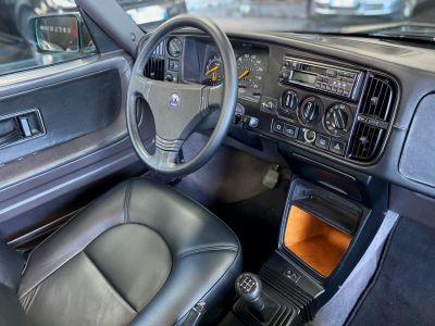 Saab 900 I 16 Valve Cabriolet 2.0 – PARFAIT ETAT – Restaurée – Expertisée – Révisée - <small></small> 16.500 € <small>TTC</small> - #23