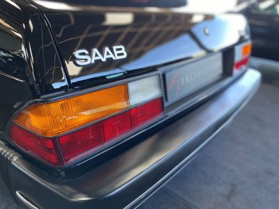 Saab 900 I 16 Valve Cabriolet 2.0 – PARFAIT ETAT – Restaurée – Expertisée – Révisée - <small></small> 16.500 € <small>TTC</small> - #12