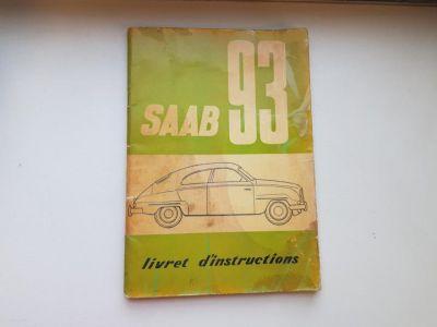 Saab 93F 93 F 1960 - Prix sur Demande - #19