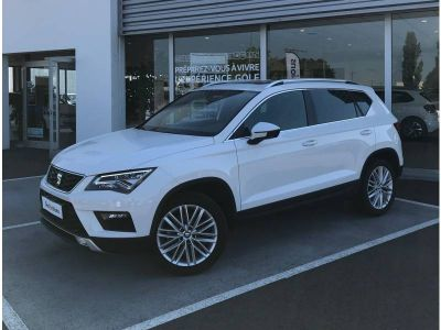 Seat Ateca 2.0 TDI 150 ch Start/Stop 4Drive Xcellence