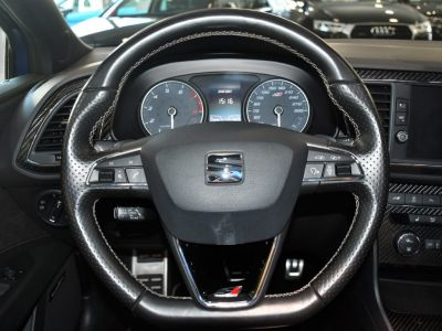 Seat LEON ST Léon CUPRA 2.0 TSI 300 GPS ACC DCC Caméra Sièges Baquet TO Sound Insert Carbone JA 19 - <small></small> 28.990 € <small>TTC</small> - #14