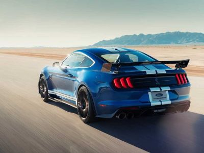 Shelby GT 500 Mustang Shelby GT500 - <small></small> 149.900 € <small>TTC</small> - #2