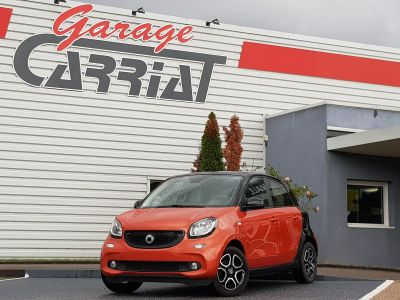 Smart FORFOUR 1.0 71 CH S&S Prime CUIR GPS - <small></small> 8.190 € <small>TTC</small> - #1