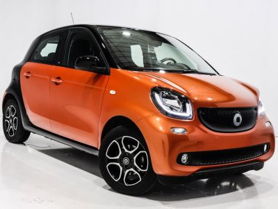 Smart FORFOUR 1.0 71 CH S&S Prime CUIR GPS - <small></small> 8.190 € <small>TTC</small> - #2