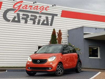 Smart FORFOUR 1.0 71 CH S&S Prime CUIR GPS - <small></small> 8.190 € <small>TTC</small> - #25