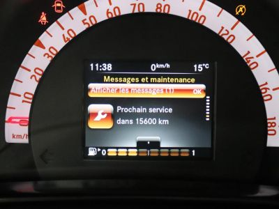 Smart FORFOUR 1.0 71 CH S&S Prime CUIR GPS - <small></small> 8.190 € <small>TTC</small> - #26