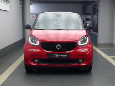 Smart Fortwo 1.0i Passion DCT - <small></small> 10.950 € <small>TTC</small>