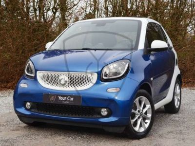 Smart Fortwo 1.0i Passion DCT CABRIO - HEATED SEATS - SMARTMEDIA - <small></small> 11.900 € <small>TTC</small> - #1
