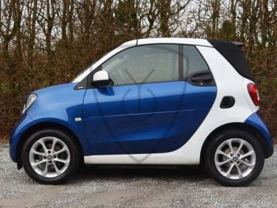 Smart Fortwo 1.0i Passion DCT CABRIO - HEATED SEATS - SMARTMEDIA - <small></small> 11.900 € <small>TTC</small> - #2
