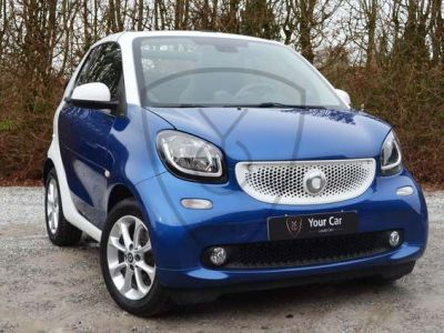 Smart Fortwo 1.0i Passion DCT CABRIO - HEATED SEATS - SMARTMEDIA - <small></small> 11.900 € <small>TTC</small> - #5