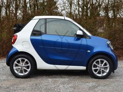 Smart Fortwo 1.0i Passion DCT CABRIO - HEATED SEATS - SMARTMEDIA - <small></small> 11.900 € <small>TTC</small> - #6