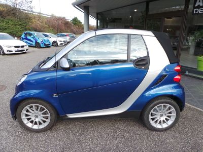 Smart Fortwo CABRIOLET 84CH TURBO PASSION SOFTOUCH - <small></small> 5.990 € <small>TTC</small>