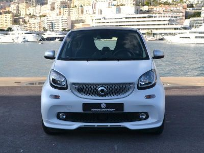 Smart Fortwo Coupe Electrique 82ch Brabus style - <small></small> 24.900 € <small>TTC</small>