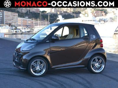 Smart Fortwo Coupe Electrique Brabus Taylor Made - <small></small> 16.500 € <small>TTC</small>