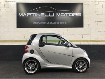 Smart Fortwo Coupe II 102ch Turbo Brabus Softouch - <small></small> 9.990 € <small>TTC</small>