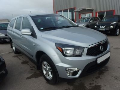 SSangyong ACTYON SPORTS 200 E-XDI 155CH 4WD DBLE CAB - <small></small> 12.900 € <small>TTC</small>