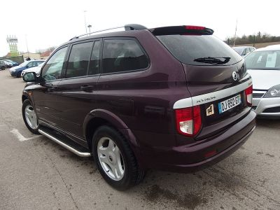 SSangyong KYRON 200 XDI LUXE BA - <small></small> 4.990 € <small>TTC</small>