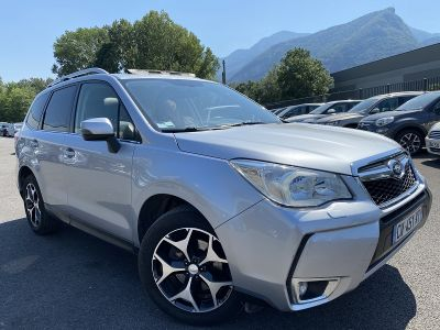 Subaru FORESTER 2.0D 147 LUXURY PACK - <small></small> 12.490 € <small>TTC</small> - #2