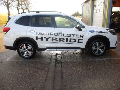 Subaru FORESTER e-BOXER 2.0i 150ch AWD Lineartronic Hybride LUXURY - <small></small> 43.220 € <small>TTC</small>