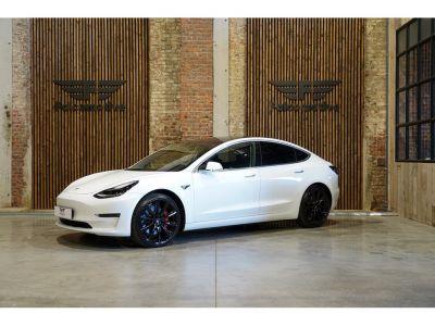 "Tesla Model 3 ""PERFORMANCE"" Als nieuw! Direct leverbaar! - <small></small> 57.500 € <small>TTC</small> - #1"