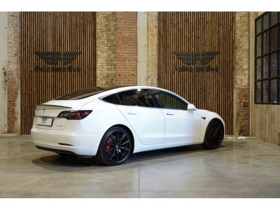 "Tesla Model 3 ""PERFORMANCE"" Als nieuw! Direct leverbaar! - <small></small> 57.500 € <small>TTC</small> - #2"