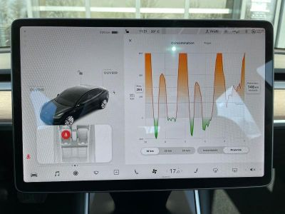Tesla Model 3 Standard RWD Plus - <small></small> 41.900 € <small>TTC</small> - #11