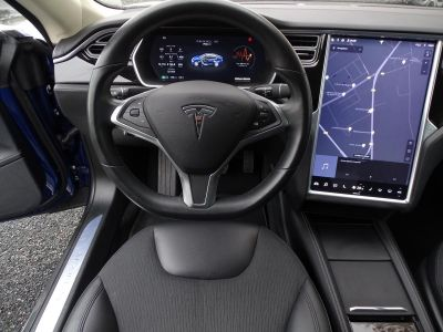 Tesla Model S 70D Dual Motor - <small></small> 39.870 € <small>TTC</small> - #8