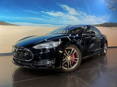 Tesla Model S 85 367pk Panodak - Autopilot - Led - ActiveCruise - Camera - <small></small> 39.500 € <small>TTC</small> - #1