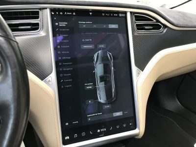 Tesla Model S P90D LUDICROUS PERFORMANCE DUAL MOTOR - <small></small> 58.990 € <small>TTC</small> - #5