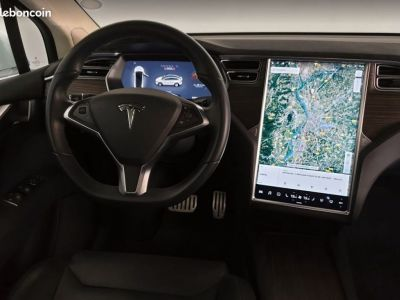 Tesla Model X 100D Dual Motor 699e par mois français première main TVA - <small></small> 72.500 € <small>TTC</small> - #5