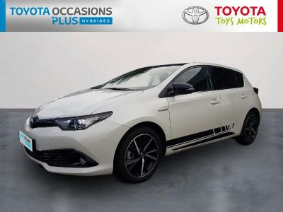 Toyota AURIS HSD 136h Collection - <small></small> 18.490 € <small>TTC</small>