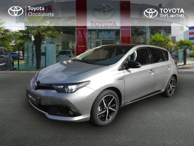 Toyota Auris HSD 136h Collection - <small></small> 16.990 € <small>TTC</small> - #1