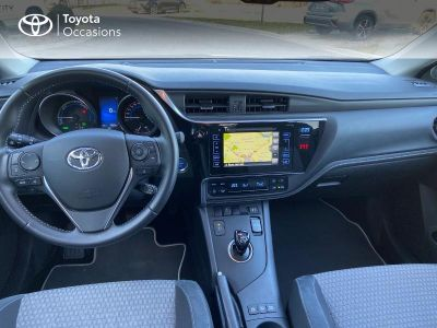 Toyota Auris HSD 136h Collection RC18 - <small></small> 17.990 € <small>TTC</small> - #8