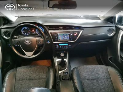 Toyota Auris Touring Sports 124 D-4D Style - <small></small> 11.990 € <small>TTC</small> - #8
