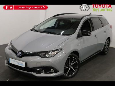 Toyota Auris Touring Sports HSD 136h Collection RC18 - <small></small> 19.990 € <small>TTC</small> - #1