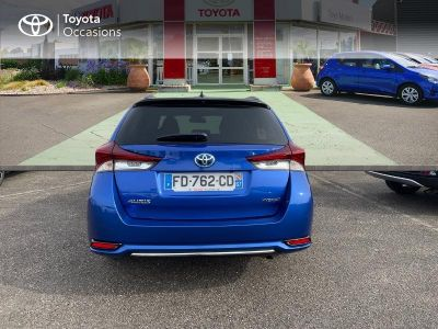 Toyota Auris Touring Sports HSD 136h Collection RC18 - <small></small> 19.490 € <small>TTC</small> - #4