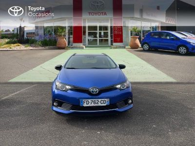 Toyota Auris Touring Sports HSD 136h Collection RC18 - <small></small> 19.490 € <small>TTC</small> - #5